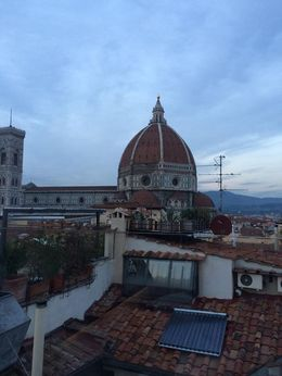 Rooftop View of the Duomo , Lisa S - November 2015