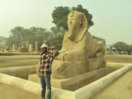 Photo of Cairo Private Tour: Memphis and Sakkara Sphinx