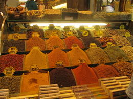 Photo of Istanbul Istanbul Shore Excursion: Bosphorus Cruise and Istanbul Egyptian Bazaar SPICE BAZAAR