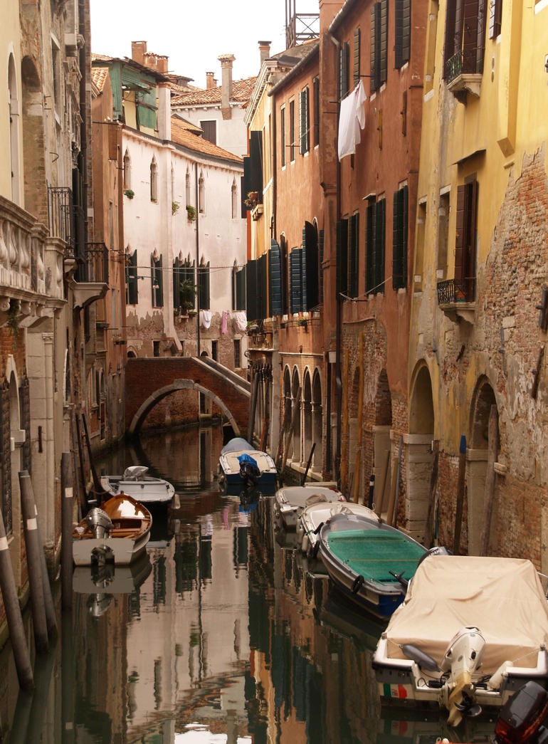 street made of water - Venice