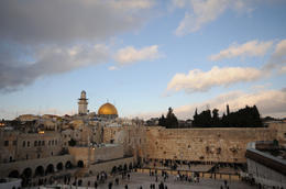 Photo of   Sunset at the Old City, Jerusalem