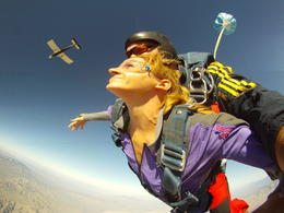 Photo of Las Vegas Las Vegas Tandem Skydiving The Princess