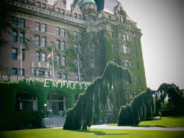 Foto de Vancouver Vancouver to Victoria and Butchart Gardens Tour by Bus Vicctoria Town
