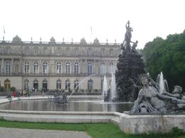 Photo of Munich Royal Castle of Herrenchiemsee and Fraueninsel Day Tour from Munich Walking to Herrenchiemsee Castle