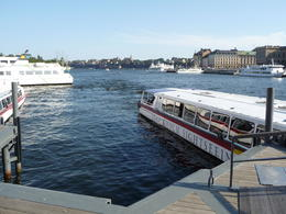Photo of Stockholm Stockholm in One Day Sightseeing Tour Water Sightseeing tour landing stage