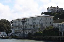 Another view of Alcatraz - April 2010