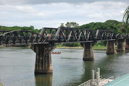 Photo of Bangkok Floating Markets and Bridge on River Kwai Tour from Bangkok Bridge on the River Kwai
