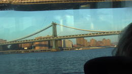 Photo of New York City New York Harbor Hop-on Hop-off Cruise including 9/11 Museum Ticket Brooklyn Bridge.