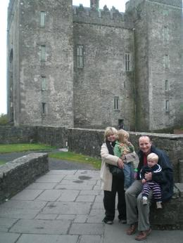 Bunratty Castle in County Clare., Amy K - May 2008