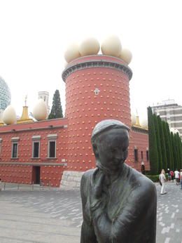 Photo of Barcelona Girona, Figueres and Dali Museum Day Trip from Barcelona DSCN2416.JPG