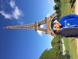 Europe Paris ViatorTour , Cayla H - June 2015