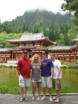 Photo of Oahu Oahu North Shore Adventure Half-Day Tour Japenese Temple