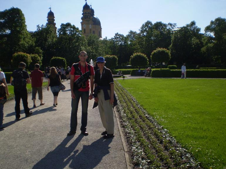Me and the solider - Munich