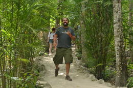 Photo of Cancun Coba Ruins Day Trip from Cancun or Riviera Maya Our guide, Saul