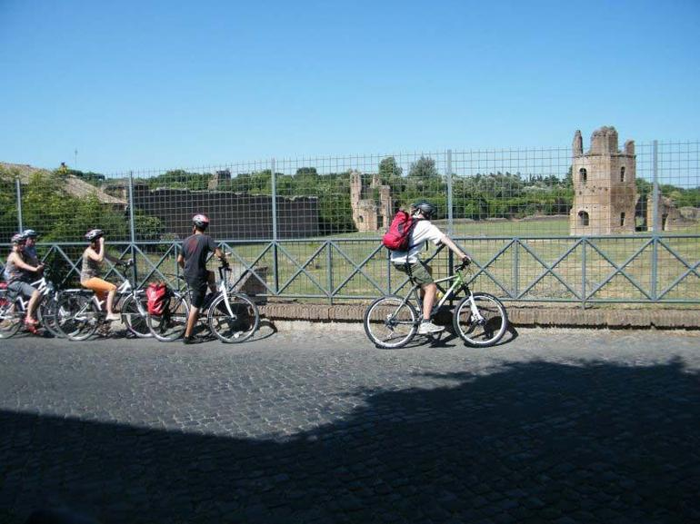 Picture Tour Appia - Rome