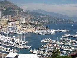 Port of Monaco and the left parts of Monte Carlo, Dmitriy M - September 2009