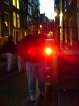 Red Light District is obviously CLEARLY marked... this was wicked fun!, Christopher S - August 2010