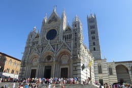 Siena Cathedral - 1st stop on the Tuscany in one day tour , Liblou - August 2013