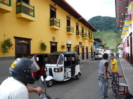 Photo of Medellín Jardín Day Trip: Colombian Coffee and Sightseeing Tour from Medellín Street view in Jardin