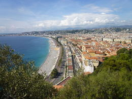 Photo of Nice Nice City Bike Tour The view from the top
