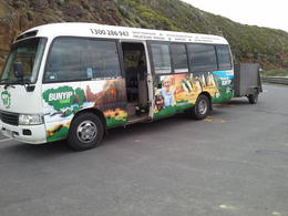 Photo of Melbourne 3-Day Great Ocean Road and Grampians Tour from Melbourne Tour bus