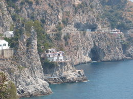 Great picture of Amalfi Coast line. Wow, breathtaking beauty! Don't miss it. Everything about this tour is fantastic, especially the guide, Brando, who was just wonderful, so knowledgeable and so..., R. Suzette U - July 2015