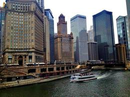 Great view of Chicago - June 2013