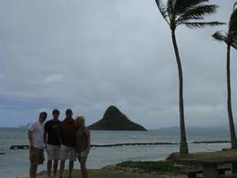 Photo of Oahu Oahu North Shore Adventure Half-Day Tour Chinaman's Hat