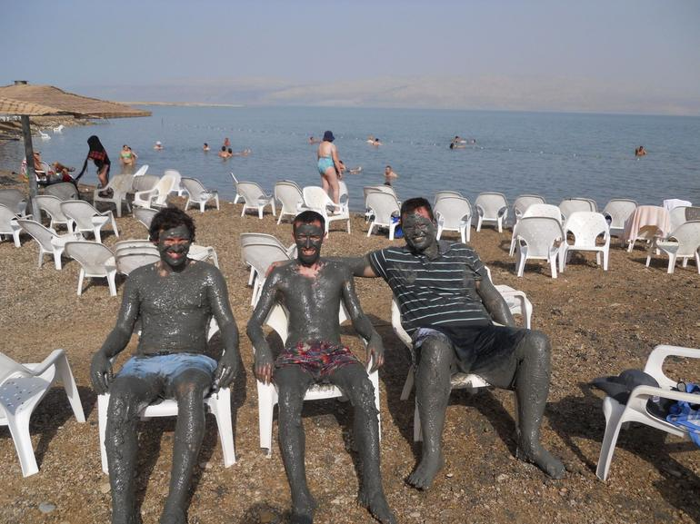 Dead Sea day trip: relaxing in the mud - Amman