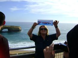 Photo of Melbourne Great Ocean Road Small Group Eco Tour from Melbourne Di shows us a pic of London Bridge
