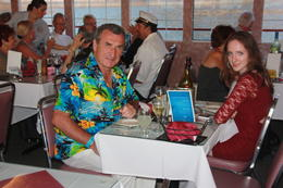 Photo of Las Vegas Lake Mead Dinner Cruise diner