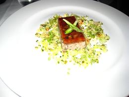 Photo of Sydney Sydney Tower 360 Bar and Dining Duck confit!