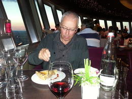 Photo of Berlin Skip the Line: Dinner atop the Berlin TV Tower great night