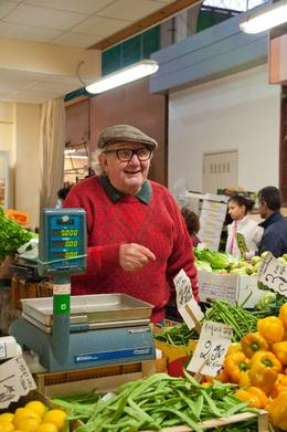 Photo of Florence Small-Group Italian Cooking Class in Florence Local character!