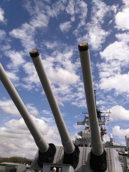 Battleship Missouri , Robyn A - March 2015
