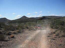 Photo of Phoenix Phoenix Shooting Range: Firearms Course & Firing Line Shooting More Dust!