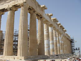 Photo of Athens Private Tour: Athens City Highlights Including the Acropolis of Athens Restoration of the Parthenon