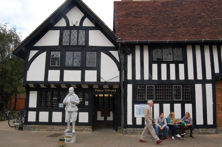 Stratford-upon-Avon - London