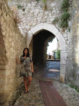 Photo of Nice Monaco and Eze Small Group Day Trip from Nice Street in Eze