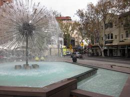 Photo of   The famous fountain.  Might be 1960's but an icon