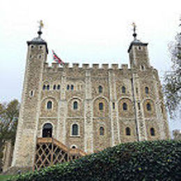 View of the Tower of London Castle. , maria.ronquillo - November 2015