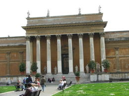 Photo of Rome Skip the Line: Vatican Museums, Sistine Chapel and St Peter's Basilica Half-Day Walking Tour Vatican Tour, Rome.jpg