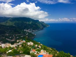 I don't think I got one bad photo on the Amalfi Coast. Breathtaking views from Ravello. , mpowell - June 2016