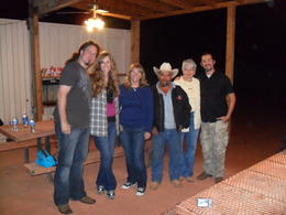 The motley crew :-) , Donnie - October 2011