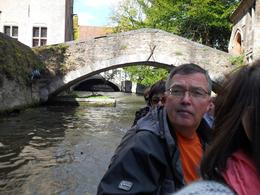 During the boat trip, many different bridges, Kristina A - September 2010
