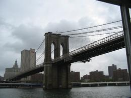 Photo of New York City Manhattan Harbor Cruise Brooklyn Bridge