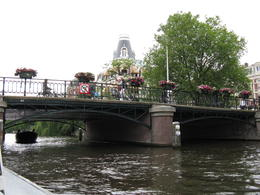 Photo of Amsterdam Amsterdam Canals Candlelight Cruise Including Wine and Cheese canal
