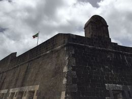 St. Kitts Fortress. , Margie C - June 2015