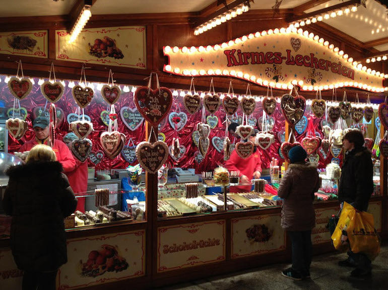German Christmas Markets - Frankfurt