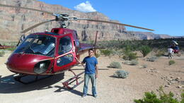 Photo of Las Vegas Grand Canyon All American Helicopter Tour German1